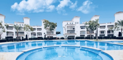 YMS762: Apartment in La Torre Golf Resort