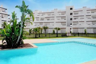 Ref:YMS764 Apartment For Sale in Las Terrazas de la Torre