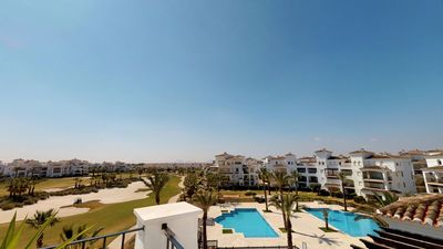 YMS774: Apartment in La Torre Golf Resort