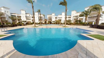 YMS774: Apartment for sale in La Torre Golf Resort