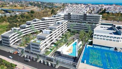 Ref:YMS776 Apartment For Sale in Estepona