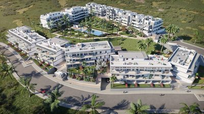 YMS777: Apartment for sale in Estepona