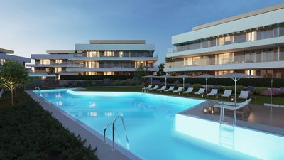 Ref:YMS778 Apartment For Sale in Estepona