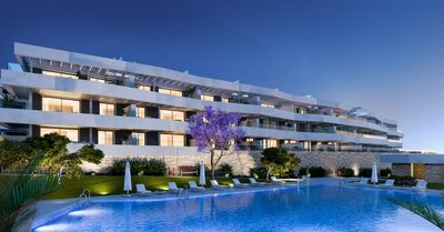 Ref:YMS791 Apartment For Sale in Estepona