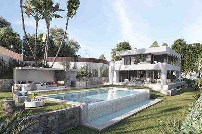 Ref:YMS801 Villa For Sale in Estepona