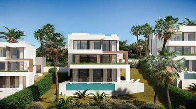 Ref:YMS804 Villa For Sale in La Cala de Mijas