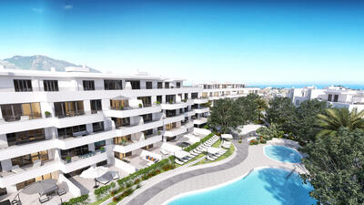 Ref:YMS836 Apartment For Sale in Mijas Golf