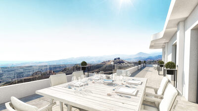 YMS836: Apartment for sale in Mijas Golf