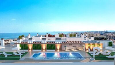 Ref:YMS839 Apartment For Sale in Estepona