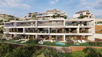 Ref:YMS848 Apartment For Sale in Nerja