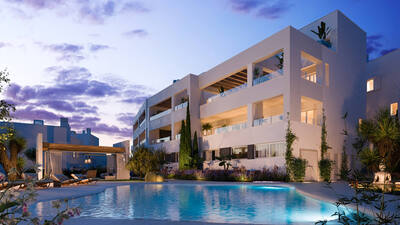 Ref:YMS851 Apartment For Sale in Marbella