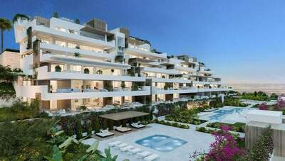 YMS853: Apartment for sale in Estepona