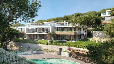 Ref:YMS854 Apartment For Sale in Cabopino