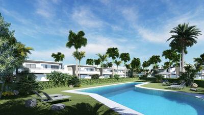 Ref:YMS855 Villa For Sale in Estepona