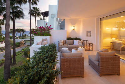 Ref:YMS860 Apartment For Sale in Marbella
