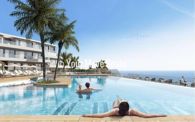 Ref:YMS863 Apartment For Sale in Aguilas