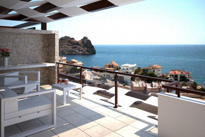 Ref:YMS865 Apartment For Sale in Aguilas