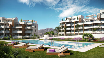 Ref:YMS869 Apartment For Sale in Nerja