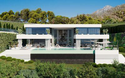 YMS882: Villa for sale in Benahavís