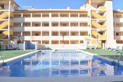 Ref:YMS884 Apartment For Sale in Mar de Cristal