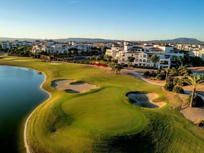 YMS889: Apartment in La Torre Golf Resort