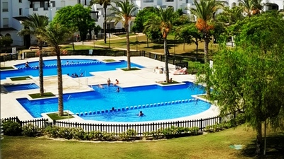 YMS891: Apartment for sale in La Torre Golf Resort
