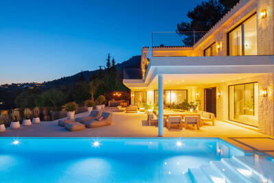 YMS986: Villa for sale in Marbella
