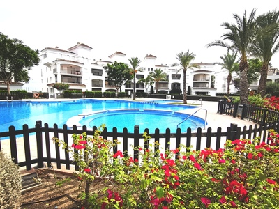 YMS903: Apartment in La Torre Golf Resort