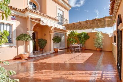 Ref:R3620072 Townhouse - Terraced For Sale in Estepona