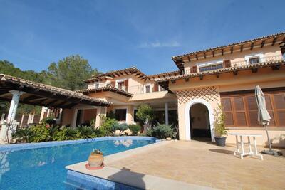 IP2-9873: Villa in Costa de la Calma